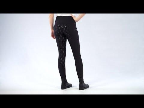 Xxx Mp4 Horze Leah Women S UV Pro Riding Tights 3gp Sex