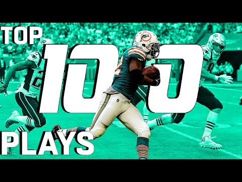 Top 100 Plays of the 2018 Season NFL Highlights