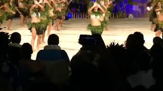 Heiva i Bora Bora 2017. Otea Anau -  a part