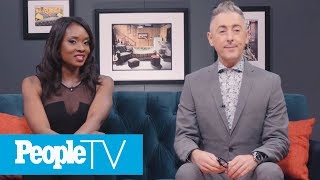 Alan Cumming Constantly Gets Asked To Perform His 'Romy And Michele' Dance At Weddings | PeopleTV