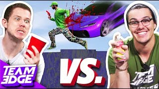 VEHICLE DEATHRUN CHALLENGE! | GTA 5