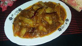 আমের টক-ঝাল-মিষ্টি আচার (মন চায় এখনি খাই) Tok Jhal Misti Amer Achar