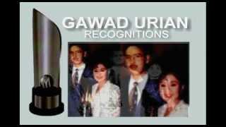 Vilma Santos' Gawad Urian Recognition