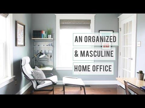 Xxx Mp4 An Organized And Masculine Home Office Tour 3gp Sex