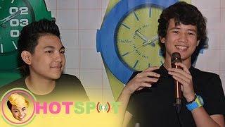 Hotspot 2016 Episode 405: JK Labajo at Darren Espanto may kompetisyon nga ba?