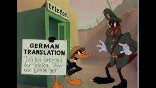Daffy Duck - Daffy The Commando (1943) - Classic Animated Cartoon