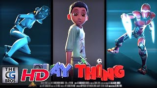 "CGI 3D Behind The Scenes: ""Plaything: Behind The Awesomeness"" - by Anthill Studio"