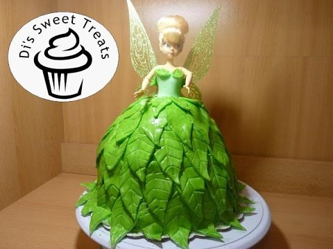 Tinker Bell Doll Cake Di s Sweet Treats