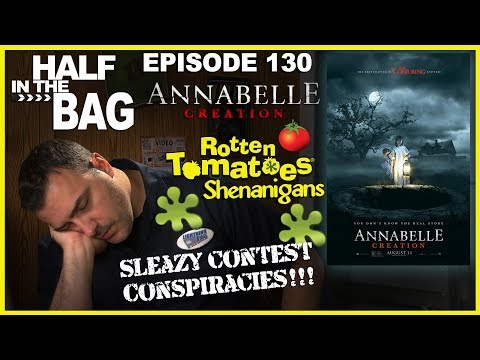 Half in the Bag Episode 130 Annabelle Creation