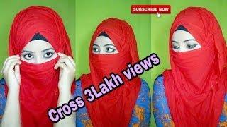 Full Covarege Niqab Style ❤ || Afsana Queeni