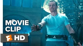 Assassin's Creed Movie CLIP - Enter the Animus (2016) - Michael Fassbender Movie