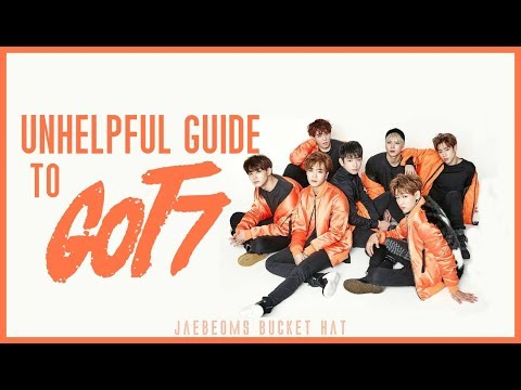 A VERY UN HELPFUL GUIDE TO GOT7 Guide to new IGOT7
