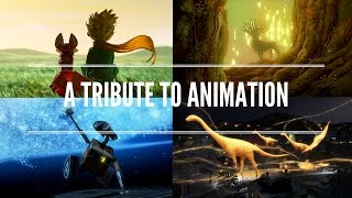 A Tribute To Animation - Supercut