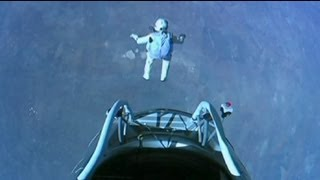 Baumgartner e quel passo nel vuoto da 39 mila metri