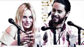 ⚫️ Jared Leto & Margot Robbie ❖ Raise Your Glass 🍻 [Jargot]  💑