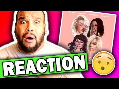 Rita Ora – Girls (Feat. Cardi B, Bebe Rexha & Charli XCX) REACTION