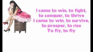 Nicki Minaj - Fly (feat. Rihanna) Lyrics
