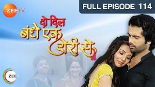 Do Dil Bandhe Ek Dori Se Episode 114 - January 16, 2014
