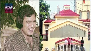 Rajesh Khanna's ill-fated Bunglow Ruined his Life & Career