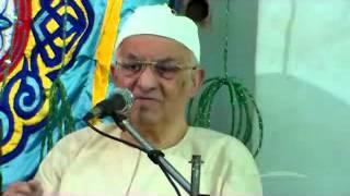 الدكتور محمود جامع يتحدث عن كرامات الشيخ الخطيب  النيدى من الإحتفال بمولده 254-2013