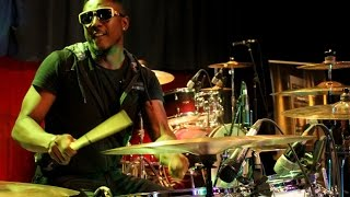 Papii-J Live at DrumXtreme Series3 Unilag (backstage)