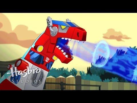 Transformers: Rescue Bots -  Season 3 EXCLUSIVE Teaser