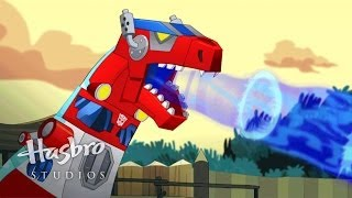 Transformers: Rescue Bots -  Season 3 EXCLUSIVE Teaser