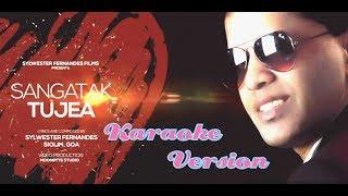 Sangatak Tujea ( Official Karaoke Version )