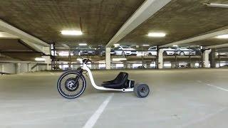 E-bike Electric Drift Trike 1500w