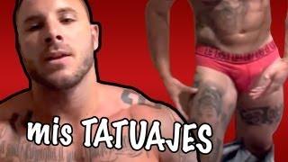 Mis tatuajes! los más escondidos - Esteban Show