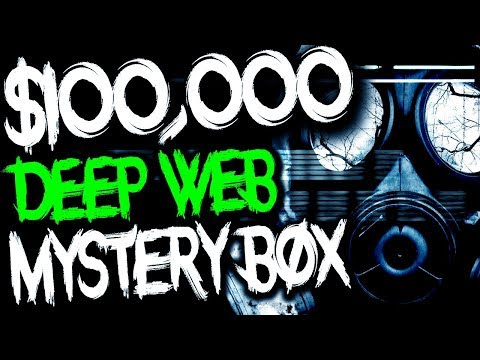 Buying Ultimate 100 000 Deep Web Mystery Box WHATS INSIDE