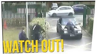 Angry Father Hit School Teacher With Car! ft. Steve Greene