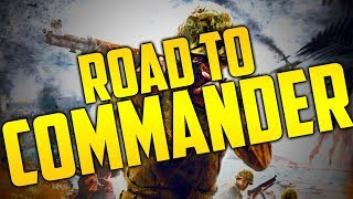 GOING OLD SCHOOL - Call of Duty WW2: Road to Commander - EP 1