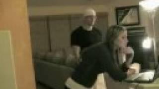 ass slaping, the revenge