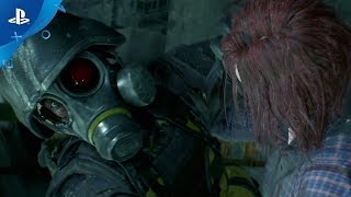 Resident Evil 2 - The Ghost Survivors Launch Trailer   PS4