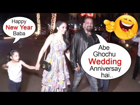 Xxx Mp4 Sanjay Dutt S FUNNY Moments With Media At His Wedding Anniversy Celebration With Wife Manyata 3gp Sex
