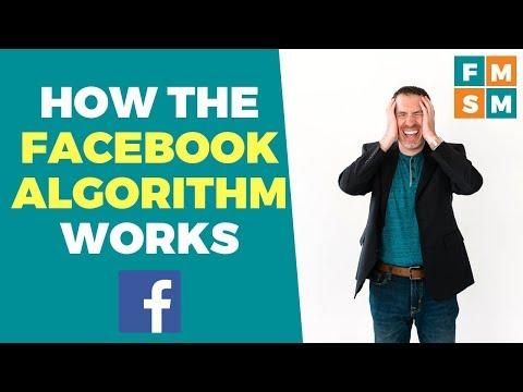 Xxx Mp4 How The Facebook Algorithm Works 2018 Fall 3gp Sex