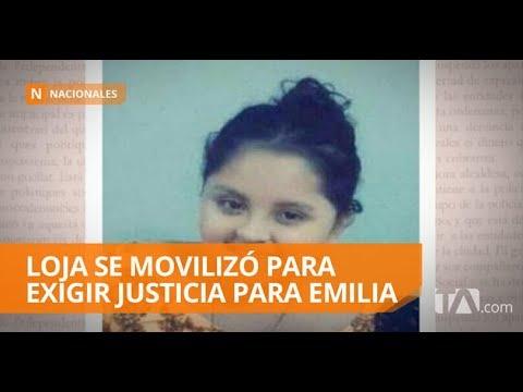 Xxx Mp4 Nuevo Video Permitió Identificar El Lugar Donde Estuvo Secuestrada Emilia Teleamazonas 3gp Sex