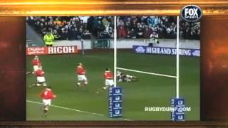 Rugby HQ: Top 5 Best Fastest Tries ever
