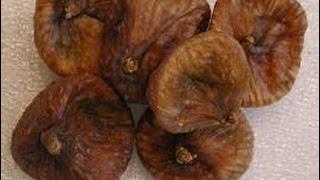 How to make sun dried figs  كيفية تجفيف التين في الشمس