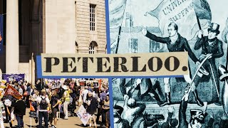 Does the Peterloo massacre still resonate in Britain today?