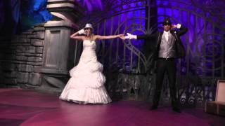 Surprise Michael Jackson Wedding Dance - Sabrina & Michael Dittli