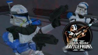 Star Wars Battlefront II Mods (PC) HD: Clone Wars Era Mod BETA - Coruscant