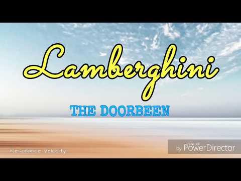 Xxx Mp4 Lamberghini The Doorbeen Lyrics 3gp Sex