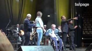 Pieraccioni, Panariello, Conti e Masini festeggiano i 59 anni di Francesco Nuti