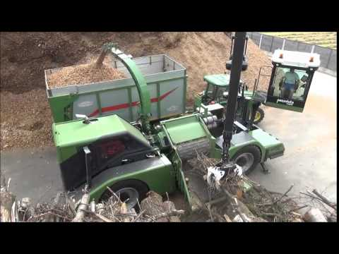 Xxx Mp4 PTH 1400 820 ALLROAD Pezzolato Self Propelled Drum Wood Chipper Powered By SCANIA Engine 550 Hp 3gp Sex