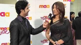 Cinemaa Awards 2010 - Cinemaa Awards 2010: Richa Gangapadhyay (Red Carpet)