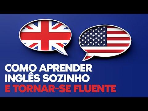 watch Como Aprender Inglês Sozinho e Tornar se Fluente Em Inglês