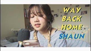 (SHAUN 숀) WAY BACK HOME - Vietnamese cover |Hannah Hoang (Lời Việt: Huy Vạc)