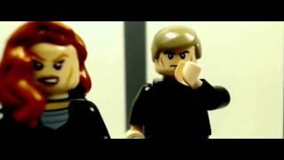 Kapitan Ameryka: Wojna Bohaterów... w wersji LEGO (Dubbing PL)